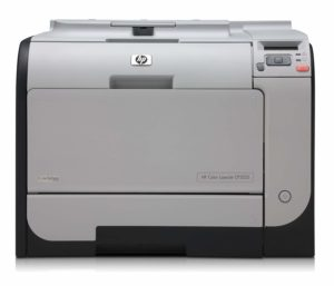 Pilote HP Color Laserjet CP2025